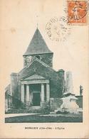 BUNCEY  ( 21 )  - L'Eglise Et Le Monument Aux Morts - Other Municipalities