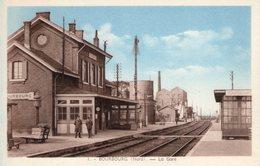 59 - Bourbourg - La Gare - France