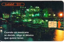 MEXICO - Pemex($30), Used - Olie