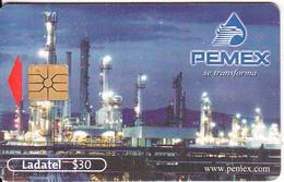 MEXICO - Pemex($30), Chip GEM, Used - Mexico