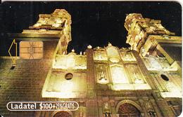 MEXICO - Cathedral De Morelia, Chip Incard 4, Used - Mexico