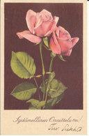 Finland Postcard Sent To Denmark 12-3-1946 (Easter) - Finlandia
