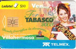 MEXICO - Feria Tabasco 2003, Used - Mexico