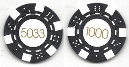 Generic 5033/1000 Sample/Fantasy Chip - Casino