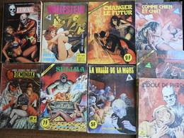 Lot De 9 BD Adultes (Horreur) - Paquete De Libros