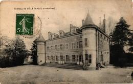 41 ..  CHATEAU DE VILLETARD - France
