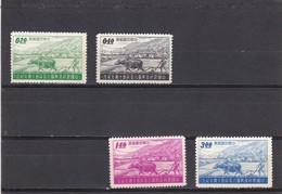 Formosa Nº 266 Al 269 Con Charnela - 1945-... República De China