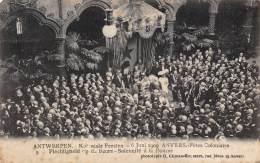 ANTWERPEN - Koloniale Feesten - 6 Juni 1909 - Plechtigheid Op De Beurs - Antwerpen