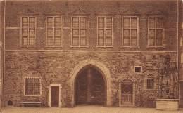 Château De GAESBEEK Lez-BRUXELLES - Soubassements De Grès De L'ancien Château - Lennik