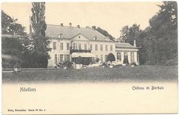 Hévillers NA1: Château De Bierbais - Mont-Saint-Guibert