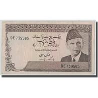 Billet, Pakistan, 5 Rupees, KM:28, TB - Pakistan
