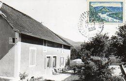 LA CHAPELLE SAINT MARTIN  Café Pension Veuillet - Other Municipalities