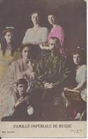 CPA  Famille Impériale De Russie - Familles Royales