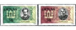 Ref. 164146 * MNH * - LITHUANIA. 1997. INDEPENDENCE DAY . DIA DE LA INDEPENDENCIA - Lithuania