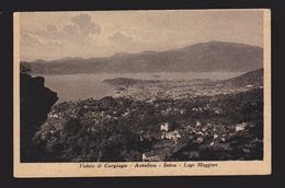 Veduta Di Carciago - Antoliva - Intra - Lago Maggiore - Ghiffa Verbania - Verbania