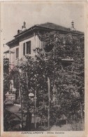 Castellamonte (Torino): Villino Vannina. Viaggiata Con Annullo Castellamonte (Aosta) 13.07.1942. Formato Piccolo - Italia