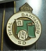 PIN * Real Santander S. D. - Badges