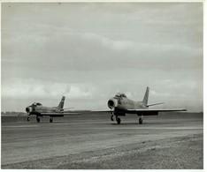 CANADAIR F86 SABRE 25* 20 CM CANADA AEROPLANE ROYAL CANADIAN AIR FORCE - Aviación