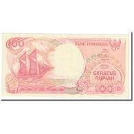 Billet, Indonésie, 100 Rupiah, 1992, KM:127a, SUP - Indonesia