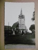 """BOUILLANCOURT EN SERY L""""Eglise Et Le Monument 80 SOMME - France"""