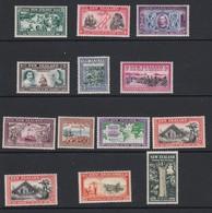 New Zealand 1940 Centennial Set Mint (*) - Ungebraucht
