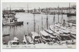 DC1266 - MARSEILLE - Le Vieux Port. - LL 107 - Old Port, Saint Victor, Le Panier