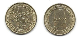 Belterra Casino Indiana 25 Cent Token - Casino