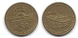 Casino Aztar IN 5 Cent Token - Casino