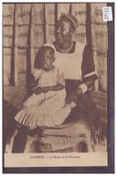 ZAMBEZE - LA REINE ET LA PRINCESSE - TB - Zambia