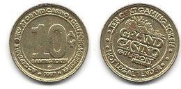 Grand Casino Gulfport MS 10 Cent Token - Casino