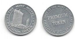 The Mint Hotel Casino Las Vegas NV Premium Token - Casino