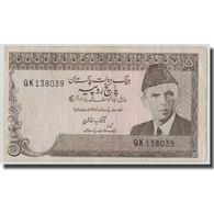 Billet, Pakistan, 5 Rupees, KM:28, B+ - Pakistan