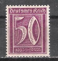 Reich N° 144 Neuf ** Fil A (voir Scan) - Allemagne