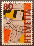 SUIZA 1993 The 150th Anniversary Of The Stamps In Switzerland. USADO - USED. - Suiza