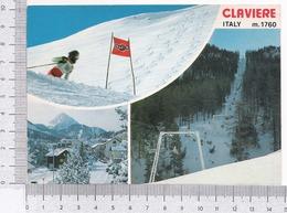 Claviere ~ Sci ~ Neve ~ Ski Lift  ~ Martini ~ Discesa Libera ~ Slalom ~ Foto Robetto - Other Cities