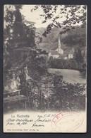 1905 LAROCHETTE FELS NELS SERIE 19 No. 14 LUXEMBOURG LUXEMBURG CAFE Pour BRIEFTRÄGER DIEKIRCH - Larochette