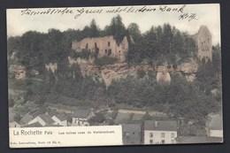 1905 LAROCHETTE LA ROCHETTE FELS  VERLORENKOST NELS SERIE 19 No. 9 LUXEMBOURG LUXEMBURG Pour FACTEUR POSTE DIEKIRCH - Larochette