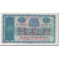 Billet, Scotland, 1 Pound, 1953, 1953-10-21, KM:157d, TB - [ 3] Scotland