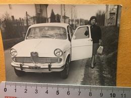 FOTO ORIGINALE -AUTO D'EPOCA - Automobili