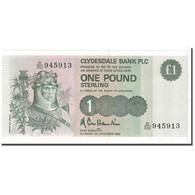Billet, Scotland, 1 Pound, 1988, 1988-11-09, KM:211d, NEUF - Ecosse