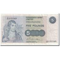 Billet, Scotland, 5 Pounds, 1976, 1976-02-02, KM:205c, TB+ - Schotland