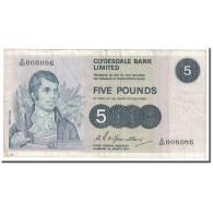 Billet, Scotland, 5 Pounds, 1974, 1974-03-01, KM:205c, TB - [ 3] Scotland