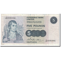 Billet, Scotland, 5 Pounds, 1974, 1974-03-01, KM:205c, TB - 5 Pounds