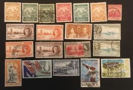 Barbados   -  -  LOT - Barbados (1966-...)
