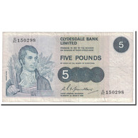 Billet, Scotland, 5 Pounds, 1974, 1974-03-01, KM:205c, TB - Schotland