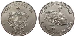 1 Peso 1983 (Cuba) - Cuba