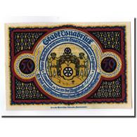 Billet, Allemagne, Osnabruck, 50 Pfennig, Paysage 5, 1921, SPL, Mehl:1032.1 - Other
