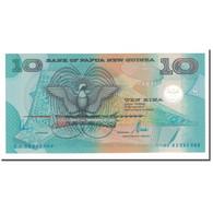 Billet, Papua New Guinea, 10 Kina, 2000, 2000-07, KM:26a, NEUF - Papouasie-Nouvelle-Guinée