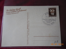 Carte Entier Postal 1939 Reich Allemand - Briefe U. Dokumente