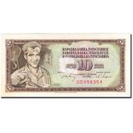 Billet, Yougoslavie, 10 Dinara, 1968-1970, 1968-05-01, KM:82b, SUP - Yugoslavia